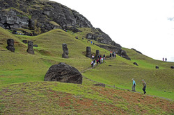 Quarry Rano Raraku