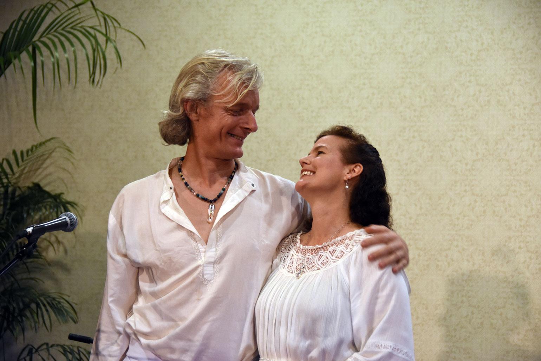 Marc Drost & Teresa Gibson