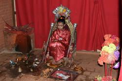 Kumari Living Goddess