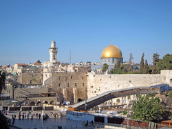 Temple Mount and Western Wall