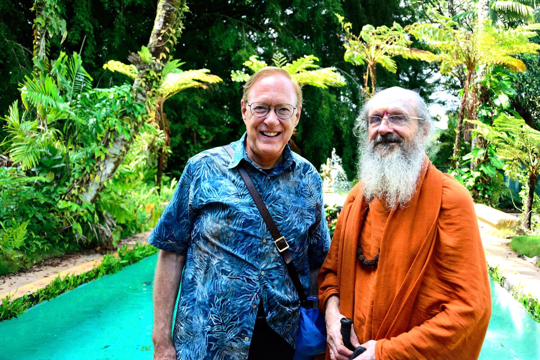 Lee Carroll & Swami