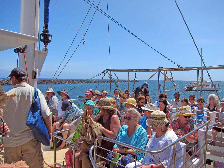 Na Pali Coast Cruise