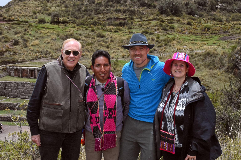 Lee, Nicolas, Daniel & Monika
