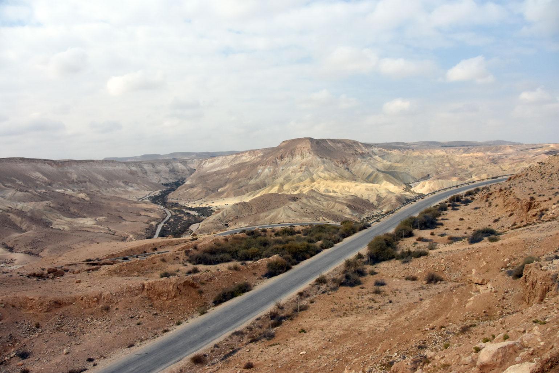 Ein Avdat Desert