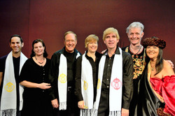 The Creation Choir team