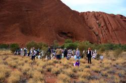 Kryon channel Uluru