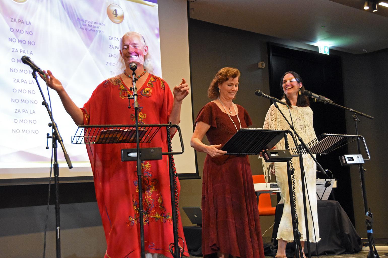 Marc, Teresa & Sylvan