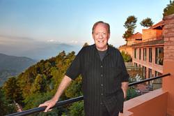 Lee Carroll at Dwarikas Resort