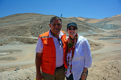Miner #33 & Monika Muranyi
