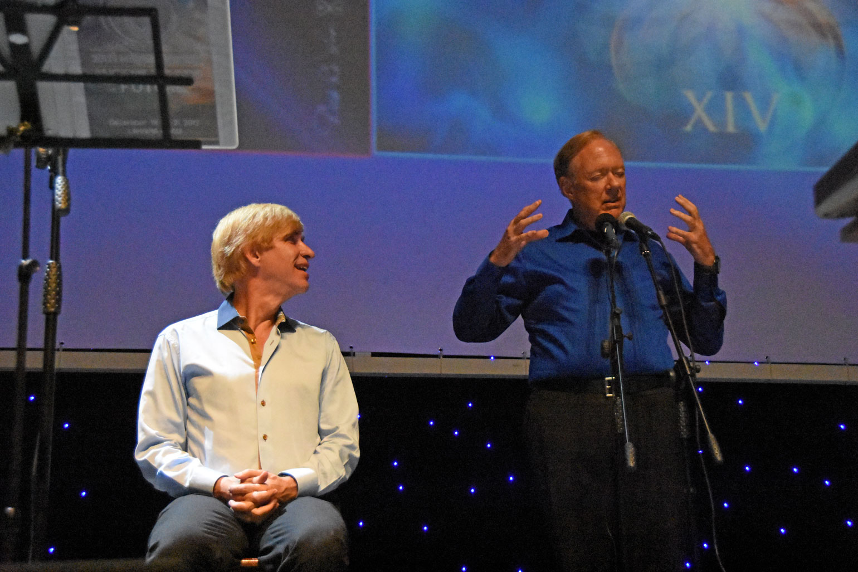 Dr. Todd Ovokaitys & Lee Carroll