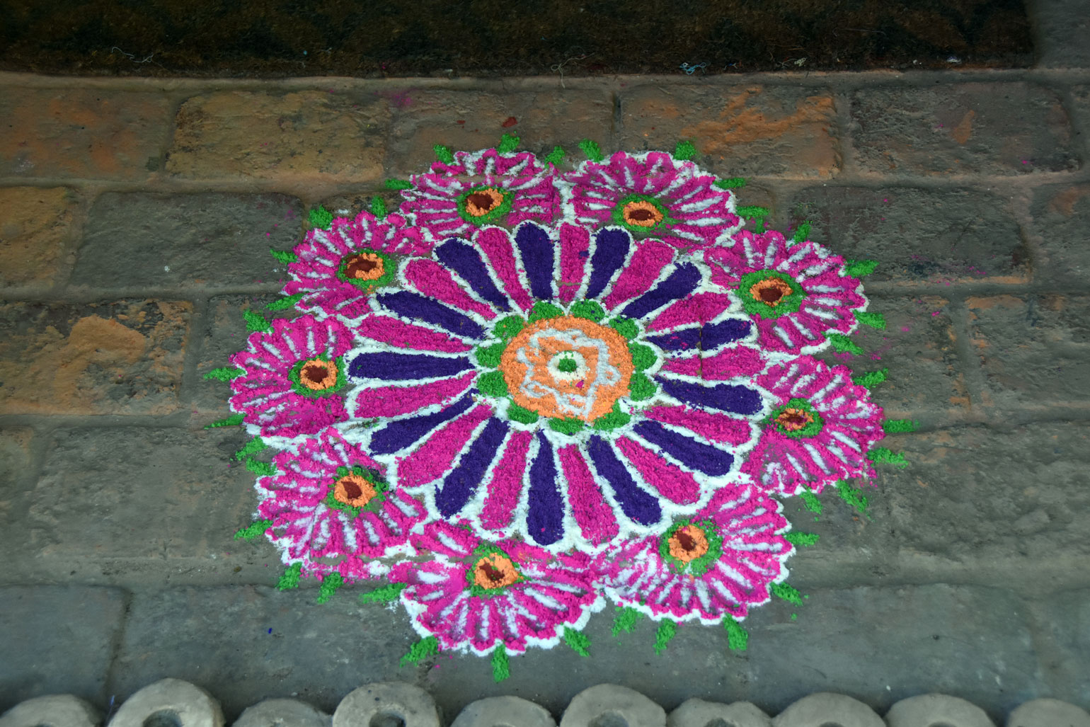 Mandala for Tihar