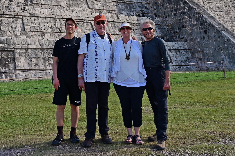 Elan, Lee, Monika & Gregg