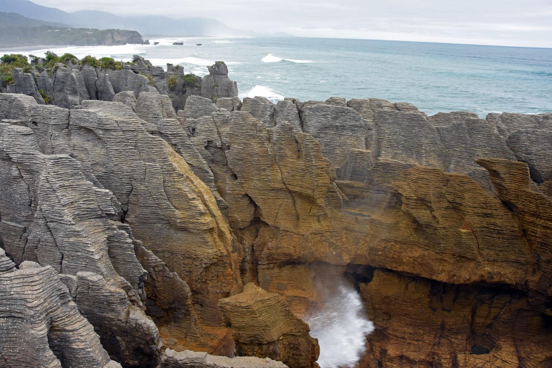 Punakaiki – Pancake Rocks