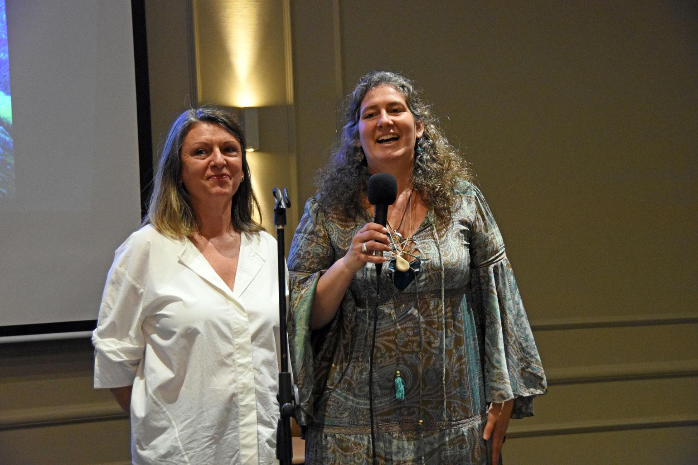 Sylvie Munck & Teresa Aguiar