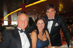 Len, Monika & Robert