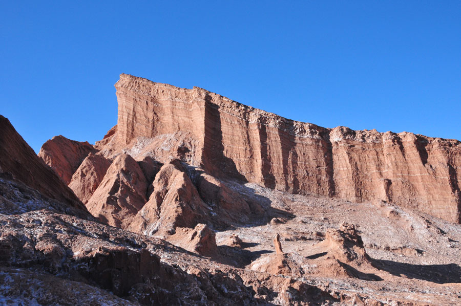 Valley of the Moon, Chile