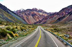 Traversing the Andes