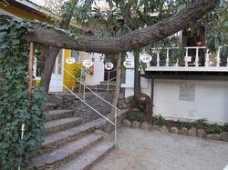 Pablo Neruda's house in Santiago