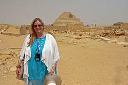 Monika Muranyi - Step Pyramid