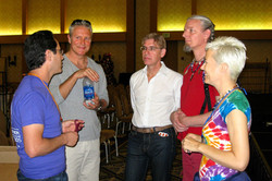 Elan, Anders, Todd, Marc & Mary