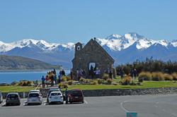 Church at Lake Tekapo