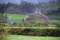 Geothermal activity