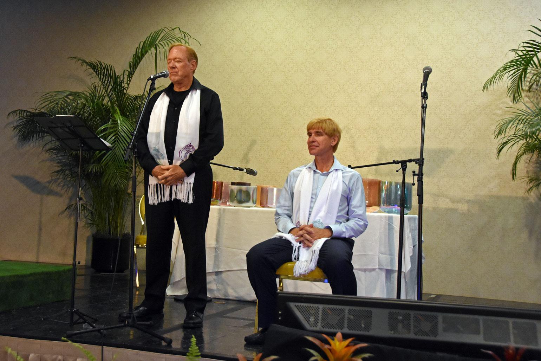 Lee Carroll & Dr. Todd Ovokaitys