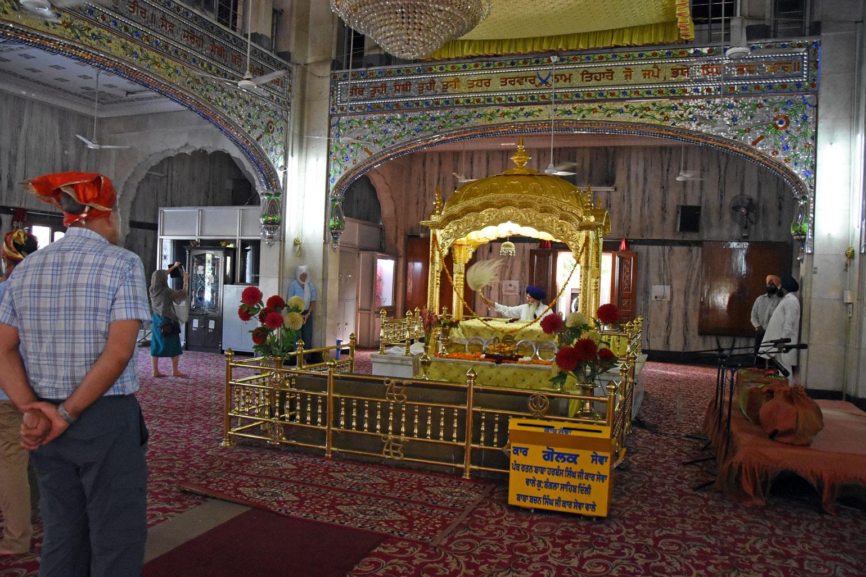 Sikh Temple, Delhi