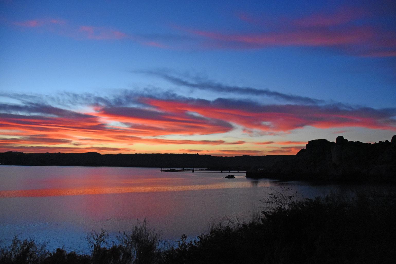 Sunrise on the Nile