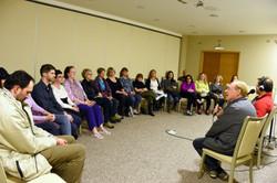 Kryon meeting