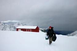Almer Hut, Franz Josef Glacier