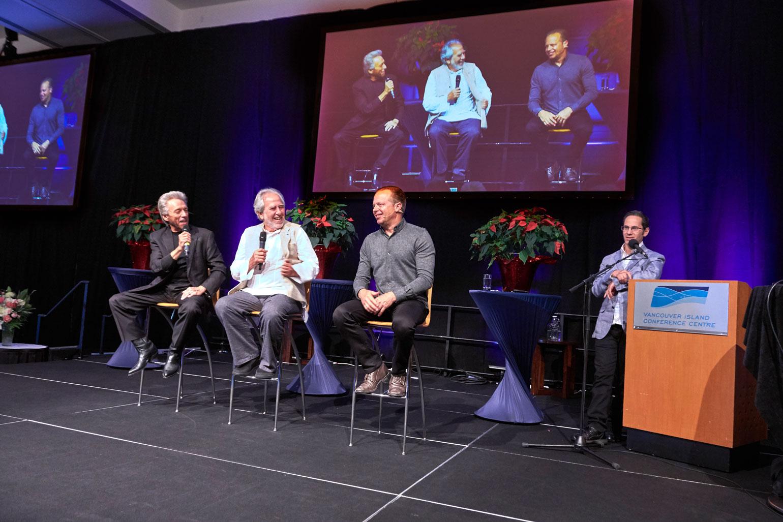 Gregg, Bruce, Joe, & Elan