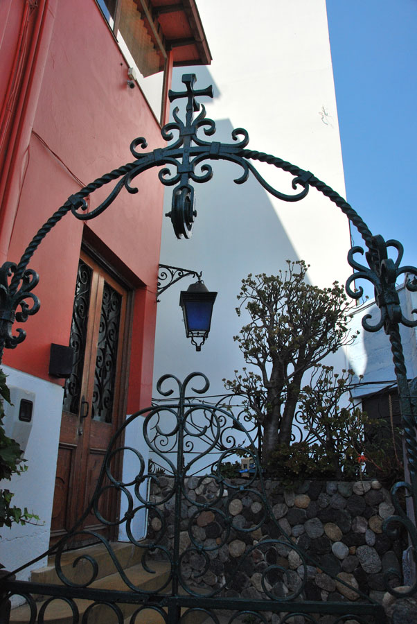 Pablo Neruda's house at Isla Negra