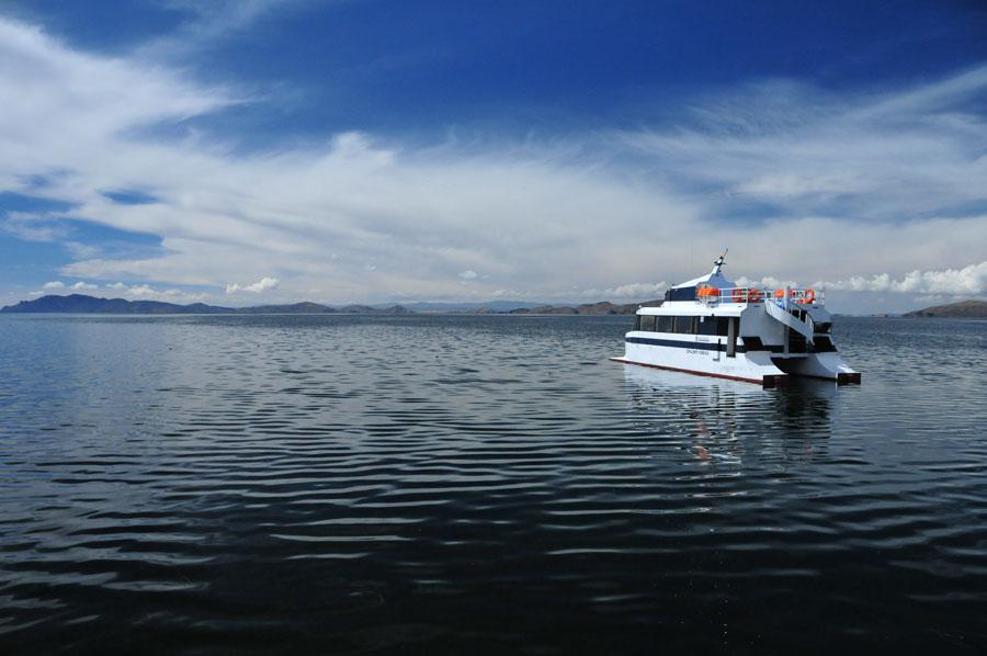 Lake Titicaca, Boliva