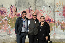 Bernhard, Lee & Monika