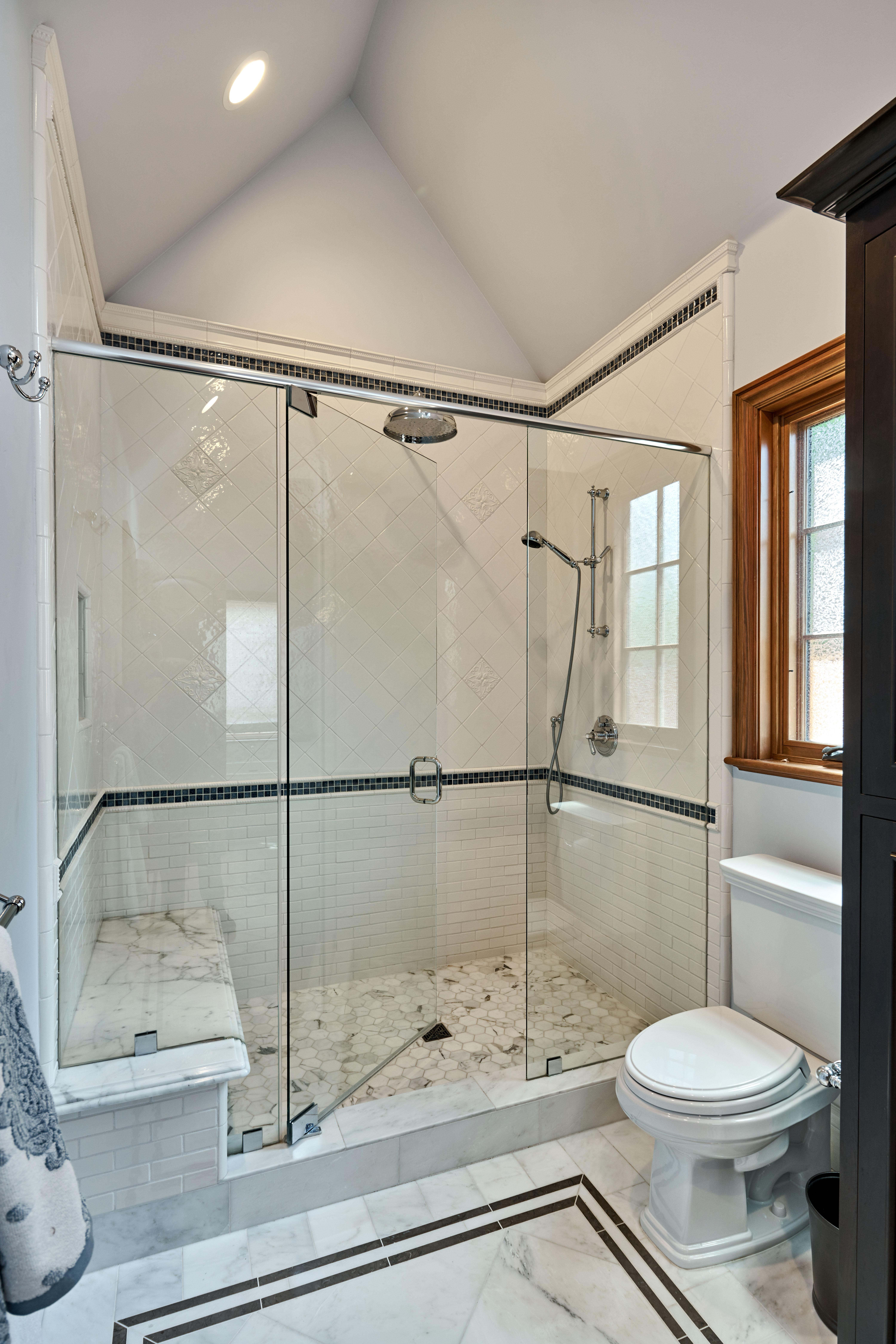 Master Bath - Shower