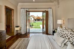 Master Bedroom to Backyard