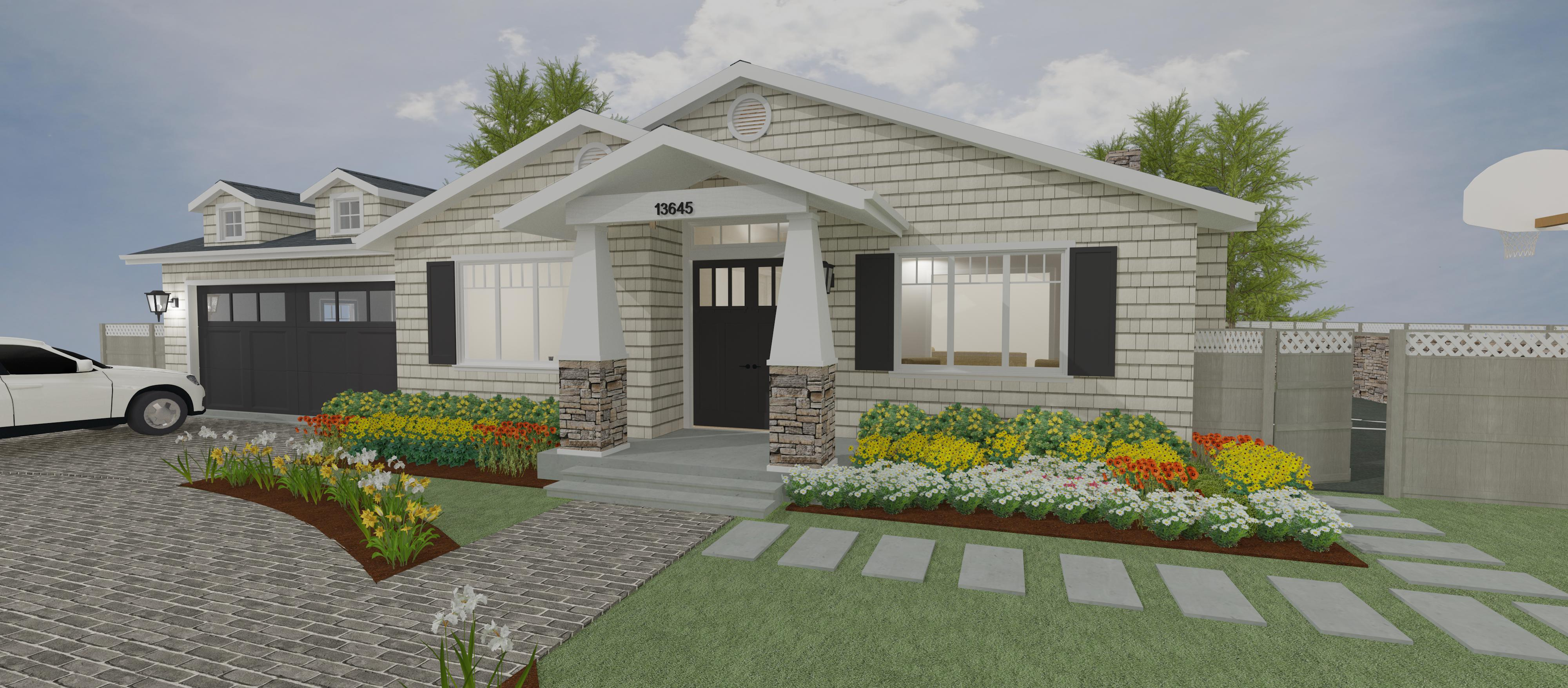 Proposed Front Exterior