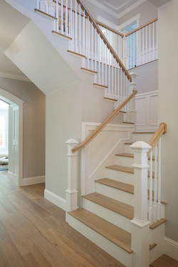 Entry and Stair Hall
