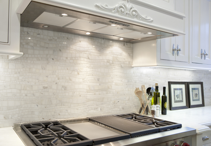 Marble Backsplash