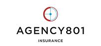 AGENCY 801 Insurance Logo