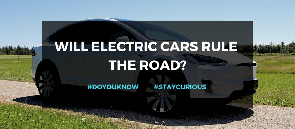 Do you know: Will Electric Cars rule the road?