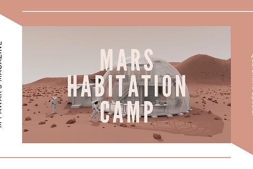 Mars Habitation Camp