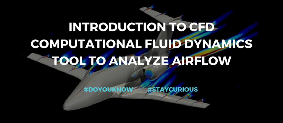 Introduction to CFD | Computational Fluid Dynamics | Tool to analyze airflow