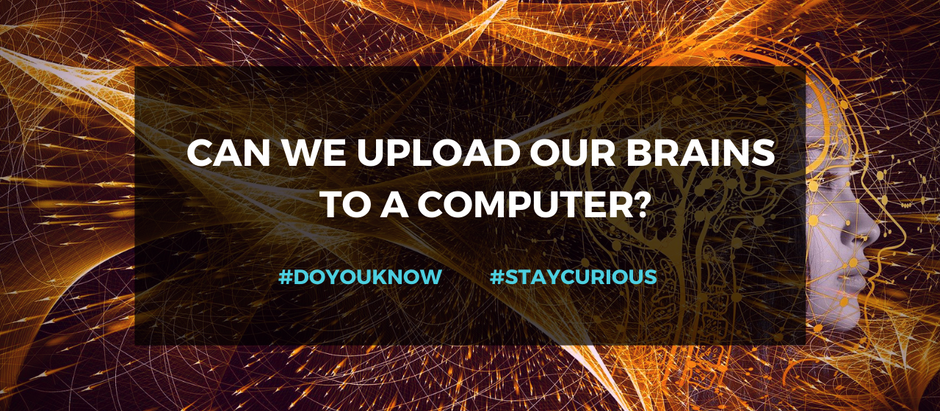 Do you know: Can We Upload Our Brains to a Computer?