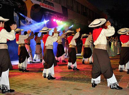 Fiesta Nacional del Ternero y Día de la Yerra