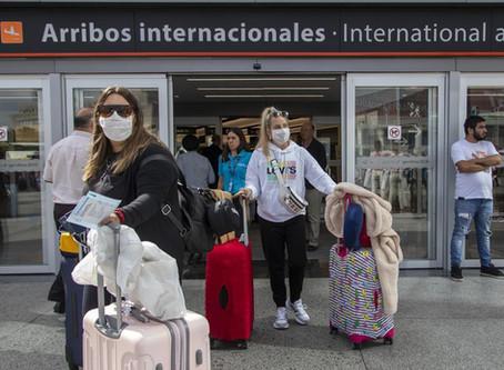 Los requisitos para el ingreso del Turismo a la Argentina