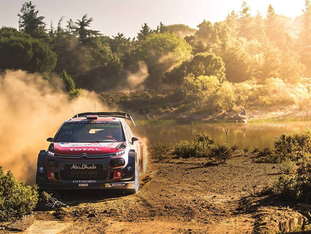 Rally Mundial Argentina 2020
