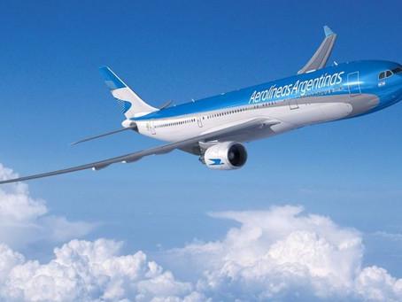 Aerolíneas Argentinas retomará sus vuelos a Punta del Este en Marzo
