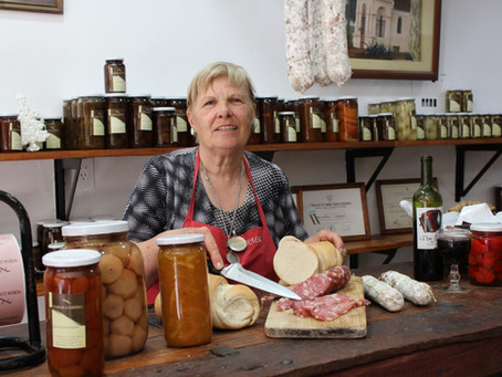 Norma Londero, veinte años en el turismo gastronómico cordobés